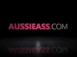 فات فاتنة أستراليا لطيف مارس الجنس في الهواء الطلق