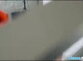 سوبر الساخنة المصور مارس الجنس والوجه من قبل عميلها