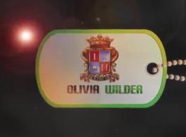 أوليفيا ويلدر هو ممارسة الجنس الشرجي لأول مرة واستمتع به أكثر من أي وقت مضى