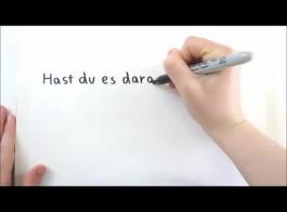 وقحة الألمانية الحصول على شاعر المليون
